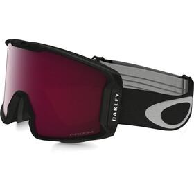 Oakley Line Miner Snow Goggles Herre matte black w/prizm rose